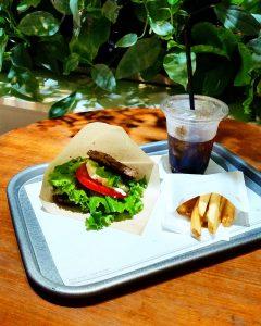 the 3rd Burger『これまでに無い、体が喜ぶハンバーガーを作りたい。』